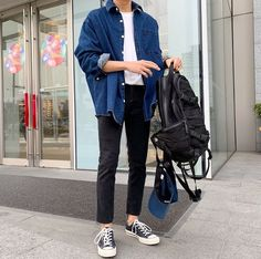 DASH × HYUSO TV DASH is a fashion show featuring everyday outfits in Korea such as Girl Fashion & Boys Fashion Stylish Mens Outfits, Casual Outfits, Fashion Outfits, Style Fashion, Girl Fashion, Asian Men Fashion, Urban Fashion, Grunge Outfits, Mode Man