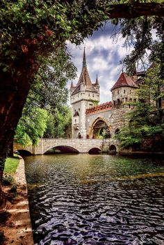 Hungary: The Castle in Budapest | See more Amazing Snapz