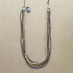mermaid's song necklace - sundance