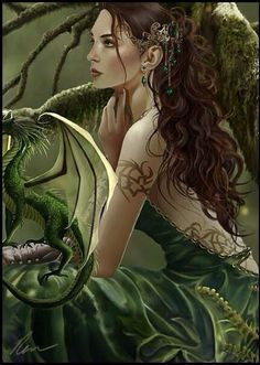 """""""We found her in the woods, a small copse of moss-covered trees hidden within a deep crag in the mountainside. Rhaena was with her, asleep, small wifts of smoke drifting from her snout. """"'The stars have sung of your arrival, Ren the Moonlit-Crowned, King of Iv.' Her voice was smooth, like honey, and crystal eyes glanced over me, I shivered. 'I thought you'd be taller.'"""""""