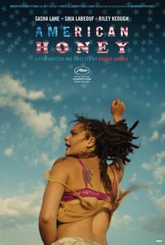 "American Honey (2016) - director Andrea Arnold ('Fishtank', 'Wuthering Heights' ...""'I always aim to get under the belly of a place"") 'Fish Tank director Andrea Arnold explores the US phenomenon of 'mag crews' – rootless young outsiders who rove the midwest selling magazine subscriptions'"