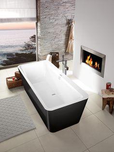 Bañera Squaro Edge 12 #duchas #ducha #bañeras #baños #baño #plato #platoducha #bañera #inspiración #diseño #lujo #Premium #estilo #bath #innovacion