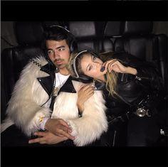Fashion's Hottest Couples. Joe #Jonas & #GigiHadid