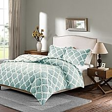 image of Sleep Philosophy True North Reversible Comforter Set