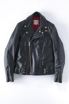 Gallery|特集|この冬に着たい、メンズのライダーズジャケット | Web Magazine OPENERS - FASHION Features
