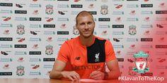 Liverpool have finalised the signing of Estonia defender Ragnar Klavan from Augsburg, the Premier...