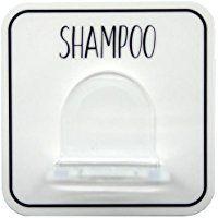 パラデック Otel(オテル) マジックシートフック シャンプーボトルホルダー OTL-95SH Butter Dish, Shampoo, Container, Soap, Bar Soap, Soaps