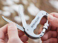 Deluxe Carabiner Multi-tool by Iron & Glory