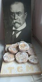 ZA MĚSTEM U LESA: Masarykovo cukroví - výtečné!!!