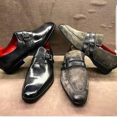 Interesting @berluti shoes courtesy of @sole_preacher