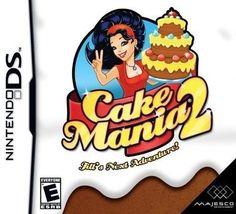 Cake Mania 2 (Nintendo DS)