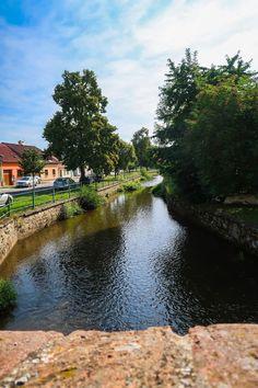 Vodnany Czech Republic Czechia Southern Bohemia Cityscape Bliss // Travel Journal
