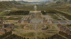 Viene presentata la Reggia di Versailles con una breve descrizione in lingua inglese e con diversi modelli in 3D che permettono di visitarla come nella realtà #Versailles #palais #royal #reggia