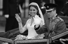 The Wedding: {love stories № 04 : prince william & kate middleton} by {this is glamorous}, via Flickr