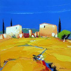 Похожее изображение Knife Painting, House Landscape, Pallet, Abstract Art, Landscapes, Houses, Artist, Inspiration, Landscape