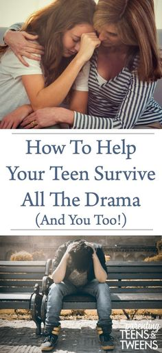 Oh the drama! Having a tween or teen means there. Our kids face overwhelming pressure in almost every aspect of their lives and we all know that it Parenting Articles, Parenting Teens, Parenting Hacks, Parenting Issues, Christian Parenting, Tween Girls, Coping Skills, Healthy Relationships, Drama
