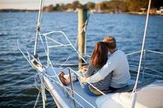Engagement Pictures, Engagement Shoots, Engagement Photography, Wedding Photography, Nautical Engagement, Nautical Wedding, Boat Wedding, Wedding Dreams, Dream Wedding