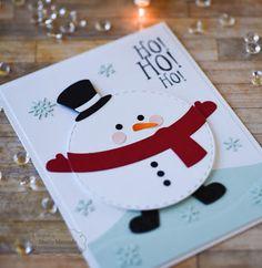 purple onion designs snowflake grove christmas card ideas - Google Search