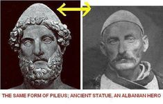 Ancient Rome, Ancient Greece, Albanian People, Historian, Archaeology, Old Things, Hero, Statue, Traditional Dresses