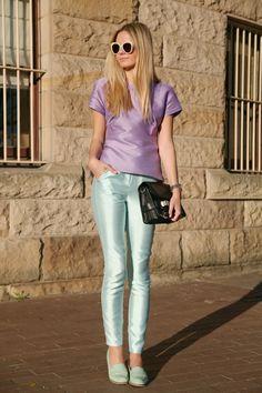 pastels with pastels  #pastels #fashion