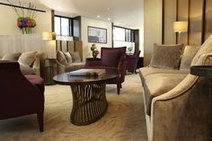 1 Aldwych, London Lounge at One, One Aldwych's private guest lounge