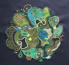 organic embroidery ... just ... wow.