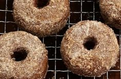 Got one too many apples, then why not make these delicious Apple Doughnuts!!!