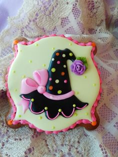 Halloween,cookie,decorated,gingerbread,witches hat