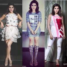 samantha ruth prabhu for a..aa movie promotions, teller actress, tollywood, film star, celebrity style, samantha style