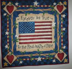 patriotic quilts - Google Search