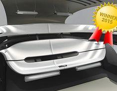 """查看此 @Behance 项目:""""Bugatti Thesis Project // Car Design Awards Global 2015""""https://www.behance.net/gallery/25737737/Bugatti-Thesis-Project-Car-Design-Awards-Global-2015"""