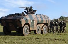 Engesa EE-11 Urutu Brazilian Army