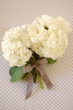DIY: Preppy Wedding Bouquet - Project Wedding