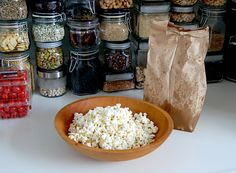 Stop buying microwave popcorn...make it yourself in a brown paper lunch bag. Saves money and much healthier....