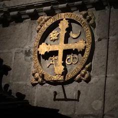 Dans la Cathédrale de Saint-Jacques-de-Compostelle