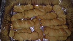 Greek Easter, Cookie Recipes, Sausage, Clean Eating, Food And Drink, Favorite Recipes, Sweets, Cookies, Lent