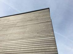 Fassade Western Red Cedar vergraute Oberfläche 2-3 Jahre