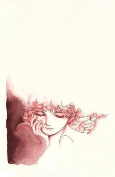 萩尾望都『トーマの心臓』 Manga Art, Anime Art, Manga Covers, Manga Illustration, Nature Pictures, Shoujo, Hana, Love Art, Art Inspo