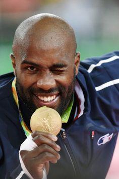 Le judoka Teddy Riner a remporté une 2ème médaille d'or olympique aux Jeux de…