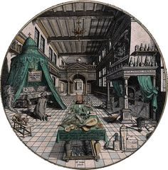 alchemist illustration - Поиск в Google