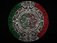 1000 Ideas About Aztec Calendar On Pinterest Mesoamerican Aztec Warrior And Aztec Art