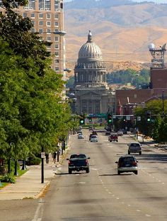 Boise, Idaho has come a long way!