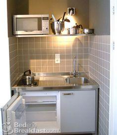 modern kitchenette | cabin | Pinterest | Kitchenettes, Modern and ...