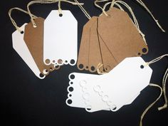 bubble tags set by AzraelWest on Etsy Dog Tags, Dog Tag Necklace, Bubbles, Trending Outfits, Drop Earrings, Unique Jewelry, Handmade Gifts, Etsy, Vintage