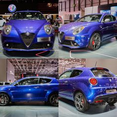 Alfa Romeo tweaks the MiTo to help keep it fresh with rumours it will be replaced by a small SUV in 3 years to rival the likes of the Nissan Juke. #alfaromeo #mito #suv #enzari #cars #italia