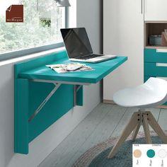 Home Room Design, Home Office Design, Home Office Decor, Home Decor Kitchen, Home Interior Design, Space Saving Desk, Space Saving Furniture, Home Decor Furniture, Furniture Design