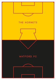 Watford FC The Hornets Pitch Perfect by headfuzzbygrimboid