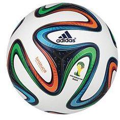 Adidas Brazuca Official World Cup Match Ball  159.99 Copa Mundial 777518b28a7c6