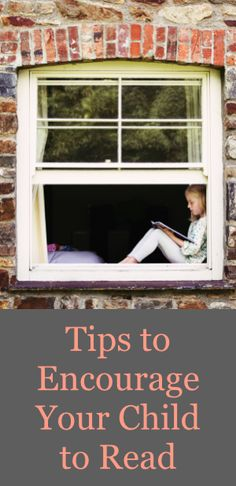 Tips from an expert educator on encouraging children to read well, and more often!