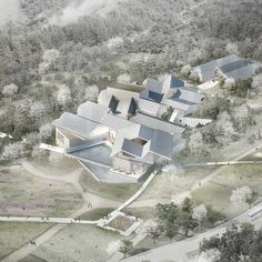 Winning Entry for New Pottery Museum in South Korea / PWFERRETTO + UTOP,Courtesy of PWFERRETTO
